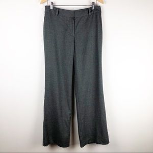 Talbots Heritage Wool Pants Gray Size 8